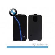 Cg Mobile BMW Signature kožna futrola za Samsung SM-G900 Galaxy S V. ,crna(BMFLS5PIB)