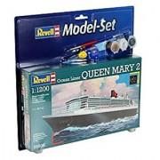 Revell 65808 Model Set Queen Mary 2