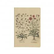 Dille&Kamille Cahier, fleur de musée, 21 x 14 cm