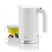 Klarstein Granada Bianca ceainic 1,7 l 2200W alb Alb