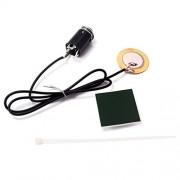 ELECTROPRIME® 6.35mm Pickup Piezo Transducer for Acoustic Guitar Ukelele Erhu Sax Pickups