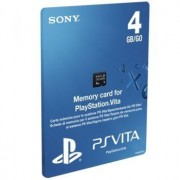 MEMORY CARD PS VITA 4 GB