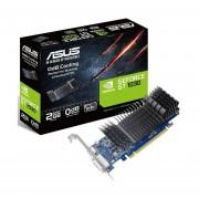 Tarjeta De Vídeo Nvidia Asus GT 1030 GeForce 2GB GDDR5 PCI-E (GT1030-2G-CSM)-Negro