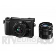 Panasonic Lumix DMC-GX80 + 12-32 mm + 35-100 mm (czarny)