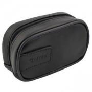 Калъф за малък фотоапарат CANON PVC кожа черна, 005LC