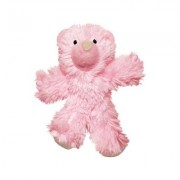 KONG Kitten Teddy Bear Cat Toy, Color Varies