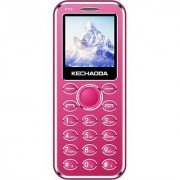 Kechaoda K115 (Dual Sim 1.44 Inch Display 800 Mah Battery Pink)