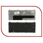 Клавиатура TopON TOP-67855 для DELL Inspiron Mini 12 / 1210 Series Black