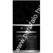 BEKO HIC-64403T - BIM-25301X Beépíthetõ sütõ üvegkerámia fõzõlap szett