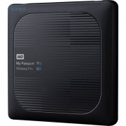 WLAN tvrdi disk 2 TB WD My Passport™ Wireless Pro Crna WDBP2P0020BBK-EESN Uklj. SD-adapter