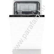 GORENJE GV 54110 Teljesen beépíthetõ mosogatógép