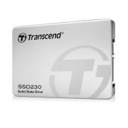 """SSD 2.5"""", 512GB, Transcend 230S, 3D TLC, Aluminum case, SATA3 (TS512GSSD230S)"""