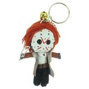 Jason Voorhees Voodoo String Doll Keyring Keychain