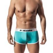 Pikante Hydra Cheeky Boxer Brief Underwear Green 8392