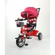 Tricikl Playtime Meridian Model 406 crveni