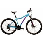 Bicicleta Mtb Dhs Terrana 2724 M albastru deschis 27.5 inch