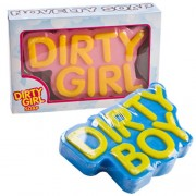 """Dirty Boy & Girl Soap"""