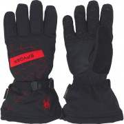Spyder Men Glove Overweb black/volcano