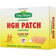 vitanatural hgh hormone croissance patchs 9.990ng