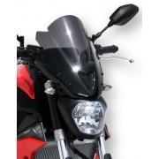 Yamaha MT07 / FZ07 Nose Screen: Clear E060201121
