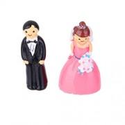 Imported Miniature Fairy Garden Micro Landscape Dollhouse Bonsai Wedding Decor Lover