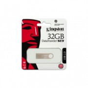 KINGSTON usb 32GB 2.0, DataTraveler SE9 Srebrna DTSE9H/32GB