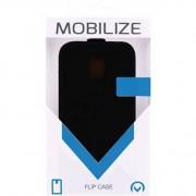 Mobilize Samsung Galaxy S5 Flipcase Ultra Slim Leder