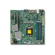 Supermicro Motherboard X11SSL-CF Intel C232 LGA 1151 (Socket H4) Micro ATX server/workstation motherboard