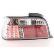 FK-Automotive fanale posteriore a LED per BMW serie 3 Coupe (tipo E36) anno di costr. 91-98, cromato