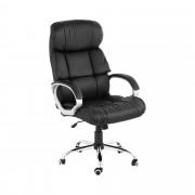 Cadeira de escritório - giratória - em preto