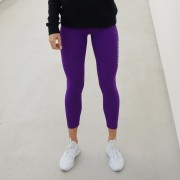 GymBeam Ženske tajice Fruity Purple L
