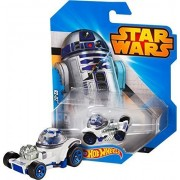 R2 D2 1:64 Die Cast Vehicle: Star Wars X Hot Wheel Series