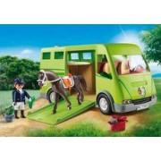 Playmobil Transporte de Caballo