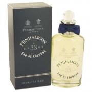 Penhaligon's No. 33 Eau De Cologne Spray 3.4 oz / 100.55 mL Men's Fragrance 533392