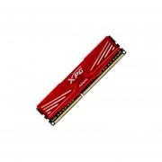 Memoria Ram DDR3 Adata XPG 1600MHz 4GB PC3-12800 (AX3U1600W4G11-SR)-Rojo