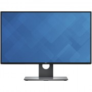 Dell U2717D 27 quot;, IPS, QHD, 2560 x 1440 pikslit, 16:9, 6 ms, 350 cd/m#178;, must