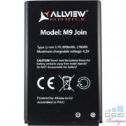 Baterie Acumulator Allview M9 Join Original Li-Ion 3.7v 1000 mAh 3.7Wh