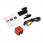Sensor De 640P Mini Cámara Videocámara De Seguridad Portátil Pequeña Visión Nocturna De Leva