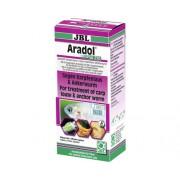 Medicament pentru pesti JBL Aradol Plus 250,100 ml