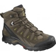 Salomon Quest Prime GTX Running Shoes For Men(Brown)