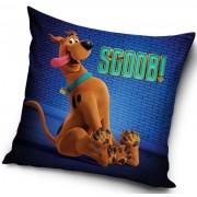 Scooby Doo kék párnahuzat
