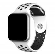 Reloj inteligente deportivo F8 S226 42mm hombres para IOS Android Monitor de ritmo cardíaco presión