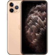 Apple iPhone 11 Pro Smartphone (14,7 cm/5,8 Zoll, 64 GB Speicherplatz, 12 MP Kamera), goldfarben