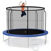 Jumpking Deluxe Trampolin 366 - Trampolin 335100