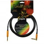 Cablu Chitara Bas Klotz FunkMaster TM-R0450 4.5m