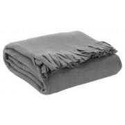 Pătură fleece Gri