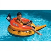 """Jolly Roger 45"""" Water Blaster And Pool Floating Tube By Swimline Model 90785"""