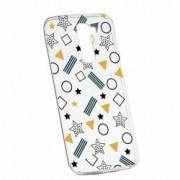 Husa Silicon Transparent Slim Star 138 Lenovo K8 NOTE