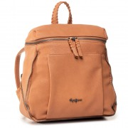 Раница PEPE JEANS - Braid Backpack PL120028 Apricot Orange 186