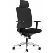Scaun de birou ergonomic negru Insignia
